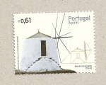 Sellos de Europa - Portugal -  Molino de viento