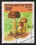 Stamps Benin -  SETAS-HONGOS: 1.114.035,01-Tylopilus felleus -Sc.1059