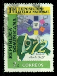 Sellos de America - Rep Dominicana -  Exposición Filatélica Nacional