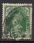 Sellos de Asia - India -  Rey Jorge VI del Reino Unido.
