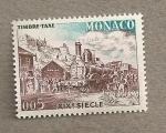 Sellos de Europa - Mónaco -  Timbre-taxe