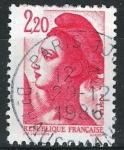 Sellos de Europa - Francia -  Serie básica.