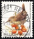 Sellos de Europa - Bélgica -  Fauna