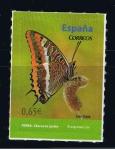 Sellos del Mundo : Europa : España : Edifil  4622  Fauna  Mariposas