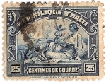 Stamps America - Haiti -