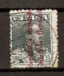 Stamps Europe - Spain -  Alfonso XIII / Sobrecargados Seg. Rep.