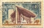 Stamps Europe - France -  Chapelle de notre-dame du haut