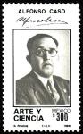 Stamps America - Mexico -  ALFONSO CASO