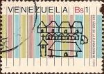 Stamps Venezuela -  450 Años de la Fundación de Coro.