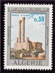 Stamps Algeria -  Timgad