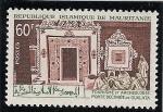 Stamps Mauritania -  Antiguo ksour de Oualata