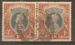 Stamps India -  REY   GEORGE   VI