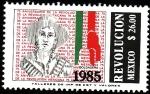 Stamps Mexico -  REVOLUCION-Soldadera