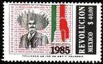 Stamps America - Mexico -  REVOLUCION-Emiliano Zapata