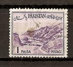 Stamps Asia - Pakistan -  Paso de Khyber.