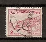 Sellos de Asia - Pakistán -  Paso de Khyber.