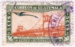 Stamps America - Guatemala -  Puente Tamazulapa 1939