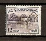 Stamps Asia - Pakistan -  Jardines de Shalimar.