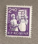 Stamps America - Romania -  Químico