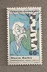 Sellos de Africa - Checoslovaquia -  Maximo Gorki