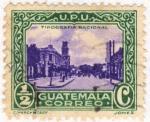 Stamps America - Guatemala -  Tipografia Nacional 1936
