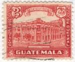 Stamps America - Guatemala -  Tipografia Nacional 1943