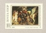 Stamps Russia -  Perseo y Andromeda por Rubens