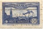Sellos de Europa - Francia -  Poste aerienne