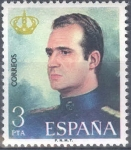 Sellos del Mundo : Europa : España : ESPAÑA 1975_2302 Don Juan Carlos I, Reyes de España. Scott 1927