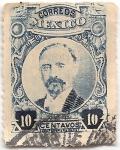 Stamps : America : Mexico :  Francisco Madero