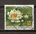 Stamps Germany -  Dia Mundial de la Proteccion de la Flora y la Fauna.