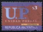 Stamps Argentina -  Unidad Postal
