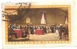 Stamps Venezuela -  Sesquicentenario de la Declaración de Independencia 1811