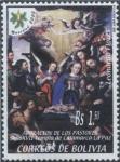 Stamps Bolivia -  Navidad 2003