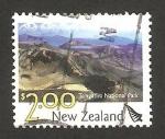Sellos de Oceania - Nueva Zelanda -  Parque Nacional de Tongariro