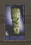 Stamps America - Belize -  SACERDOTE   MAYA