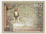 Stamps Argentina -  Industria Minera
