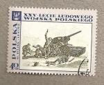 Sellos de Europa - Polonia -  II Guerra Mundial