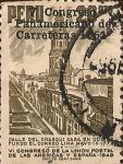 Sellos de America - Perú -  V Congreso Panamericano de Carreteras, 1951.