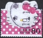 Sellos de Asia - Japón -  Hello Kitty