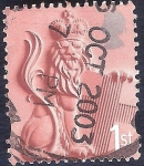 Stamps : Europe : United_Kingdom :  León