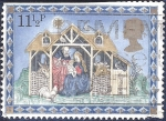 Stamps : Europe : United_Kingdom :  Nacimiento