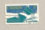 Stamps Canada -  Campeonato de Canoas-kayaks