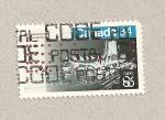 Stamps Canada -  Pabellón Canadá en Expo Vancouver