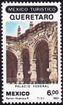 Stamps Mexico -  México turístico -Querétaro