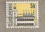 Stamps Czechoslovakia -  Levoca