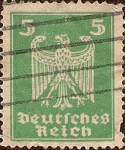 Stamps : Europe : Germany :  Aguila Alemana.