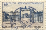 Stamps France -  Versailles