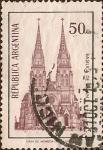 Sellos de America - Argentina -  Basílica de Luján