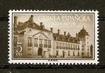Stamps Spain -  Tratado de El Pardo / Guinea Esp.